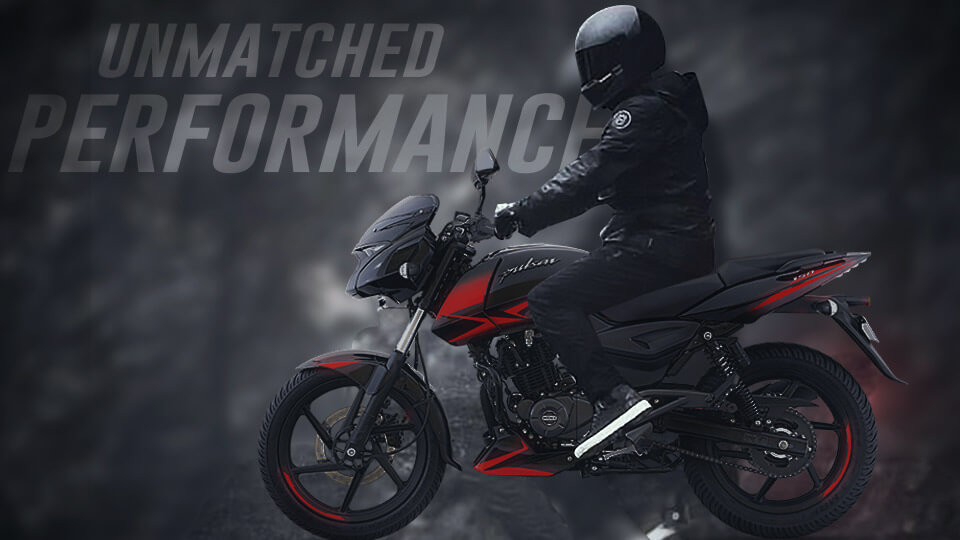 Bajaj Pulsar 150  - unmatched performance