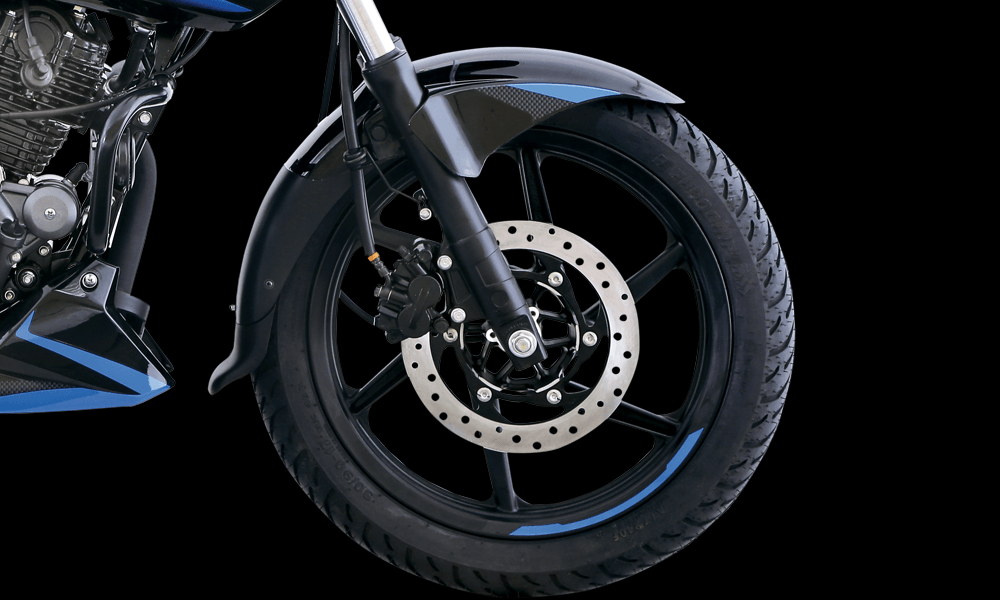 Bajaj Pulsar 150cc Motorcycle Front Tyre and Wheels