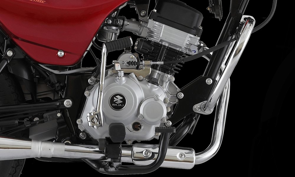 4-Stroke Natural Air-Cooled Engine-Revised
