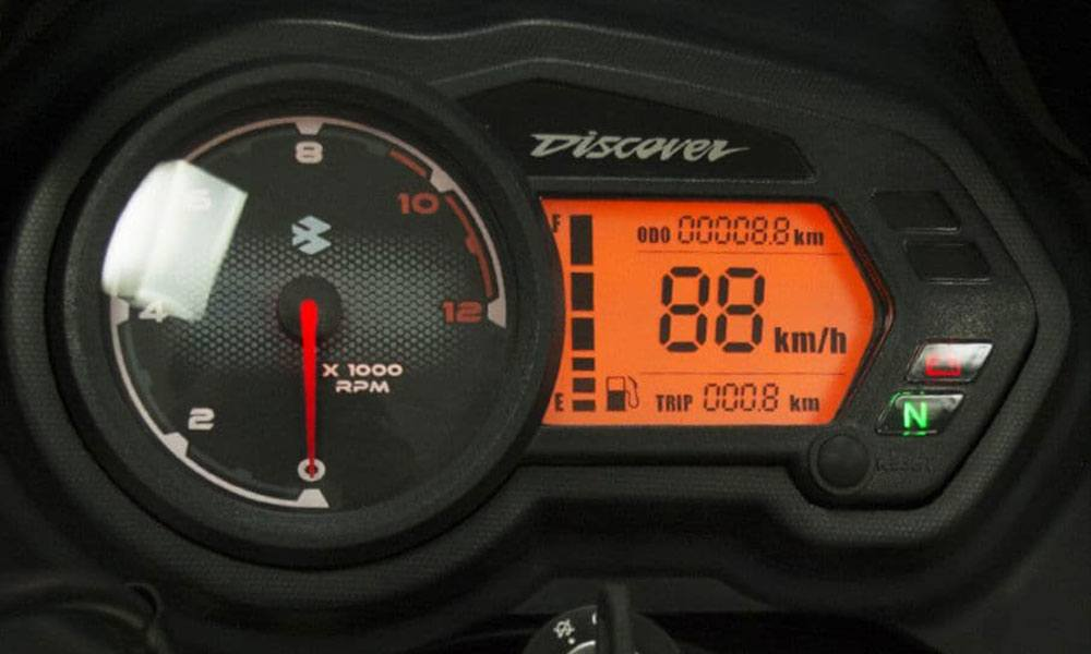 Digital Instrument Cluster