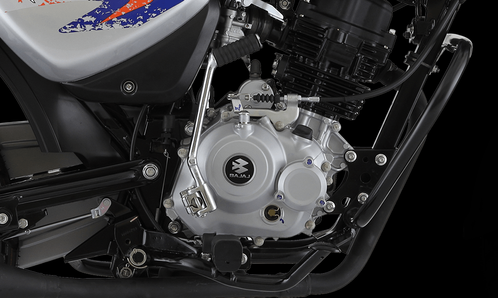 4-Stroke Single Cylinder Natural Air-Cooled Engine with Electric Start