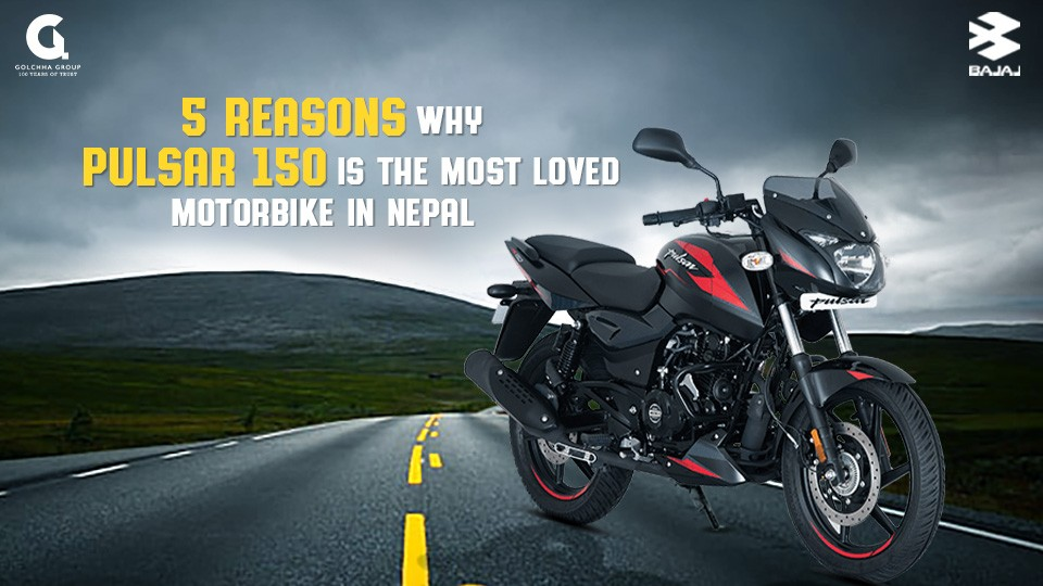Reasons why pulsar is the most loved bike